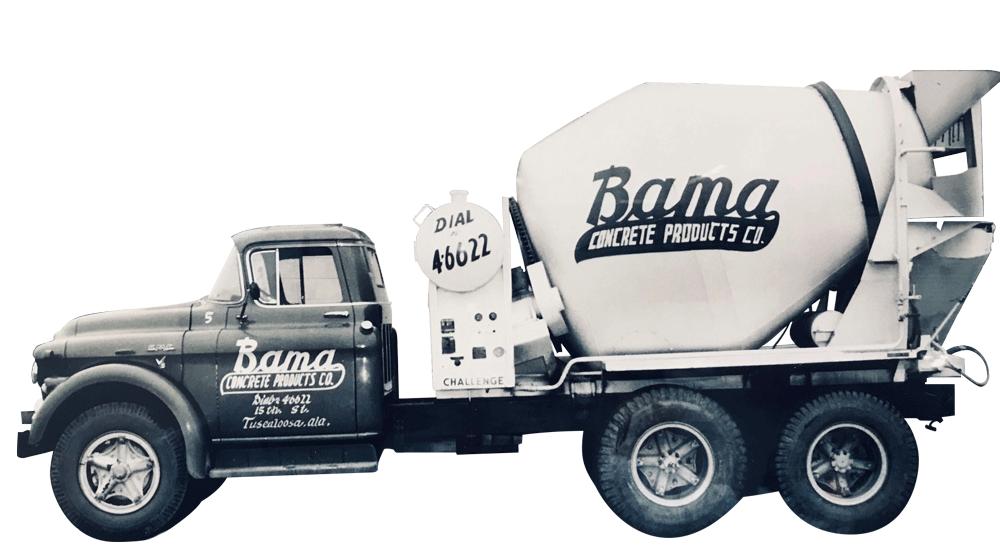Bama Concrete Mixer Truck